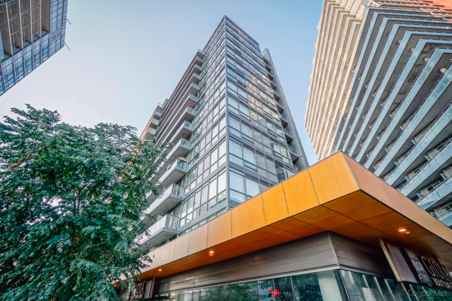 1 Bed 1 Bath Luxe Condo For Rent Liberty Village 20 Joe Shuster Way Toronto Eminence Realty Real Estate And Property Management Services